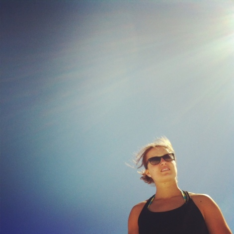 bee @ beach
