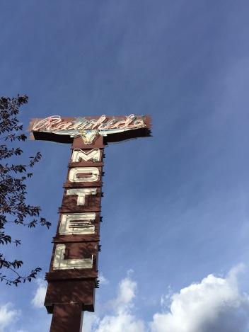 Rawhide motel - downtown Jackson