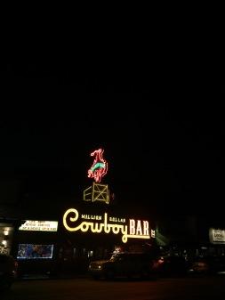 Cowboy Bar - downtown Jackson